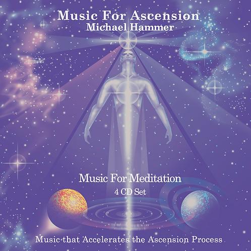 Music For Ascension - 4 CD Set