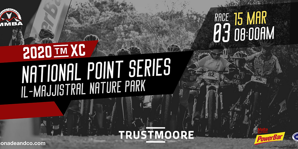 2020 XC NATIONAL POINTS SERIES  - RACE 3
