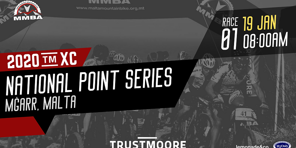 2020 XC NATIONAL POINTS SERIES - RACE 1