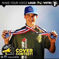 Make sure to go and vote for #evolvedtea