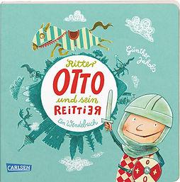 Ritter Otto und sein Reittier Buchcover