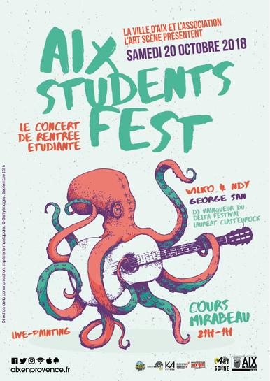 Aix Students Fest 1
