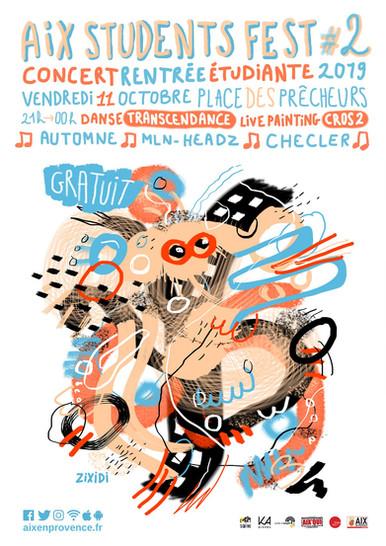 Aix Students Fest 2