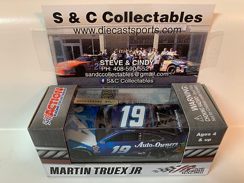 2020 Auto-Owners Insurance / Martin Truex Jr. 1:64