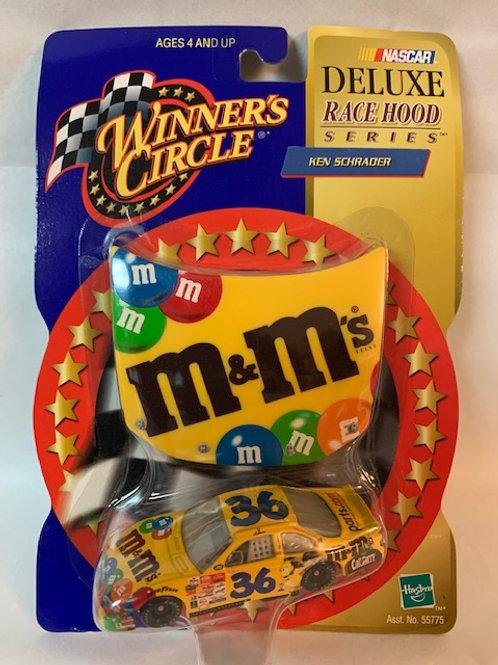 2000 M&M's Deluxe Race Hood Series / Ken Schrader 1:64 Box#14