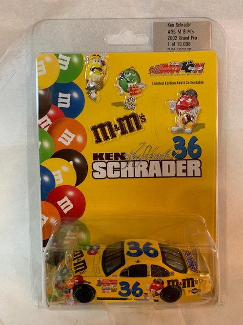 2000 M&M's / Ken Schrader 1:64 Box#13