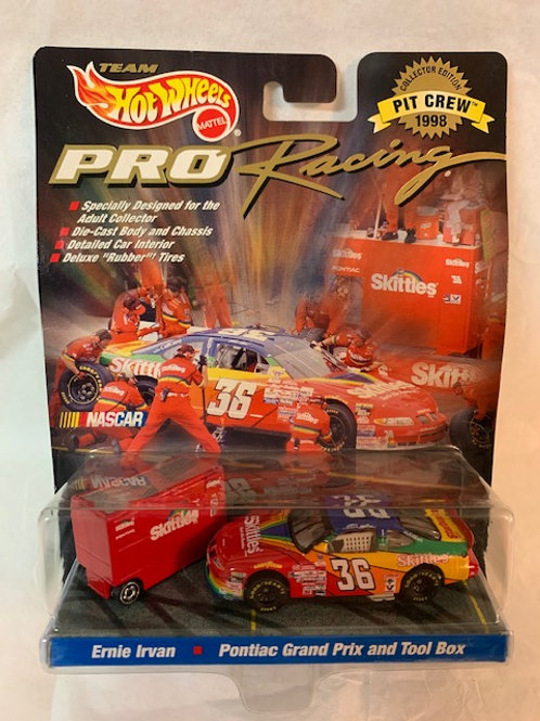 1998 Skittle and Tool Box  / Ernie Irvan 1:64 Box# 2