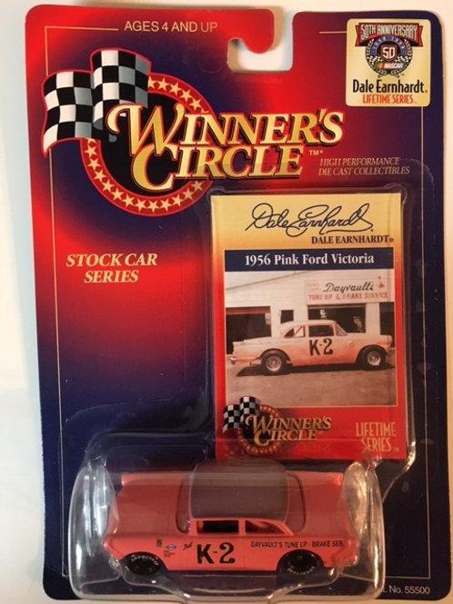 1998 - 1956 Pink Ford Victoria / Dale Earnhardt Sr. 1:64 Box# 40