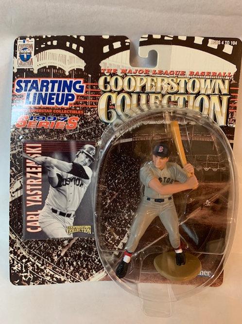 1996 Cooperstown Boston Carl Yastrzemski Starting LineUp Box# 41