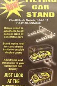 Tilting Car Stand 1:64- 1:18 / Ultra Pro - Supplies