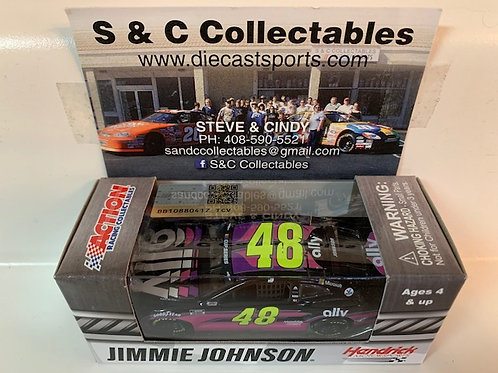 """2020 Ally-Danny """"The Count"""" Koker  / Jimmie Johnson 1:64"""