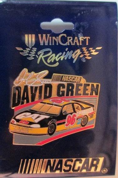 2000 CAT Hat Pins / David Green  Hat Pin #2