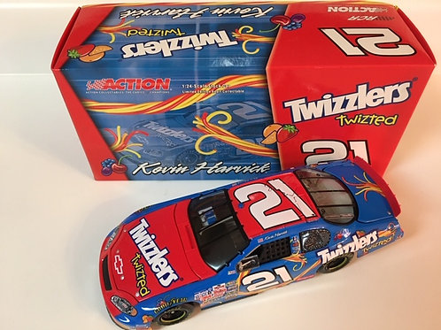 2005 Twizzlers / Kevin Harvick 1:24