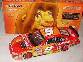 2003 Dodge - The Lion King / Bill Elliott 1:24