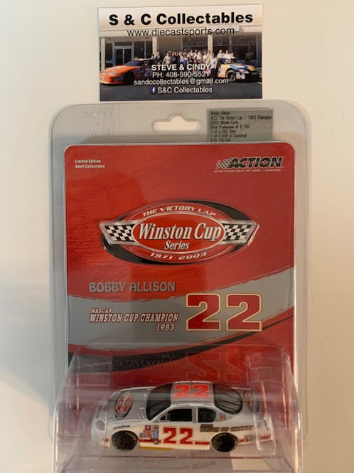 2003 - 1983 Winston Cup Series - The Victory Lap / Bobby Allison 1:64