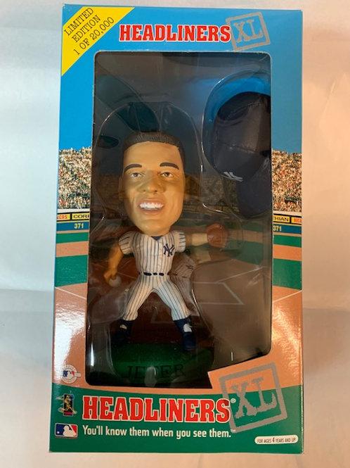 1998 Derek Jeter New York Yankees   Headliners / Baseball Box#52
