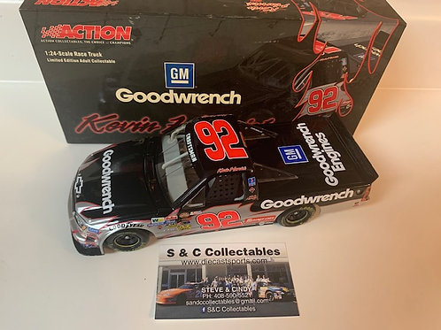 2004 GM Goodwrench Chevy Truck / Kevin Harvick 1:24 Action #2
