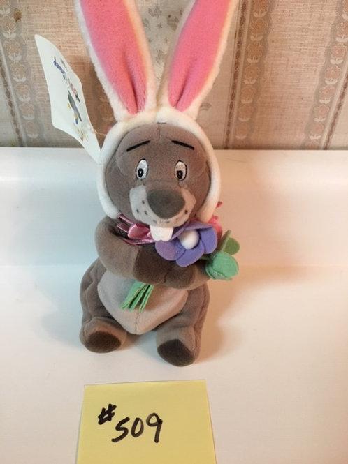 Easter Bunny Gopher 7 / Disney Beanies