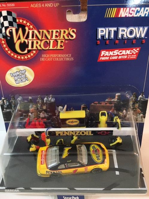 1998 Pennzoil Pit Row Series / Steve Park  1:64  Peg