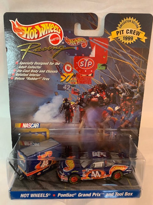 1999 Hot Wheels Pit Crew / Kyle Petty  1:64  Box#20