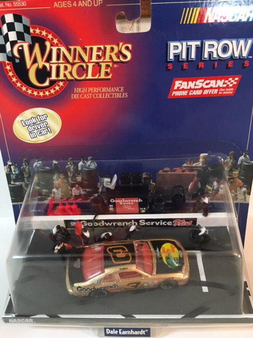 1998 Bass Pro Shops Pit Row / Dale Earnhardt Sr. 1:64  Peg