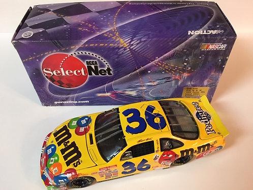 1999 M&M's Select Net RCCA Elite / Ernie Irvan 1:24  Shelf