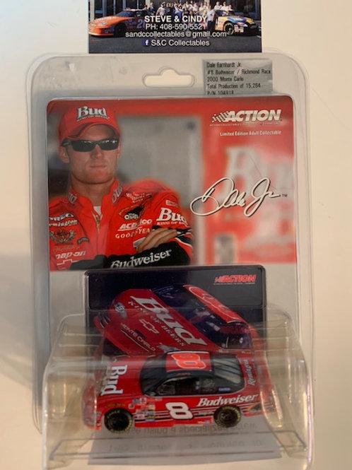 2003 Budweiser Richmond Race (Rookie Car) / Dale Earnhardt Jr. 1:64