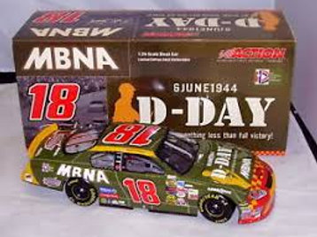 2004 D-Day 60th Anniversary / Bobby Labonte  1:24