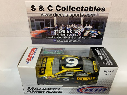 2013 Stanley / Marcos Ambrose 1:64