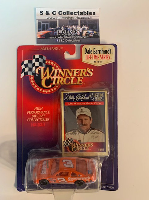 1997 Goodwrench Wheaties / Dale Earnhardt Sr  Peg