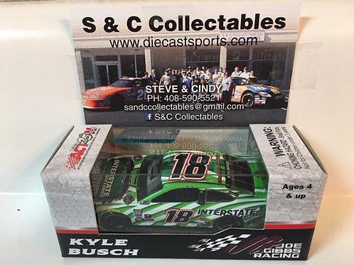 2017 Interstate Batteries / Kyle Busch 1:64
