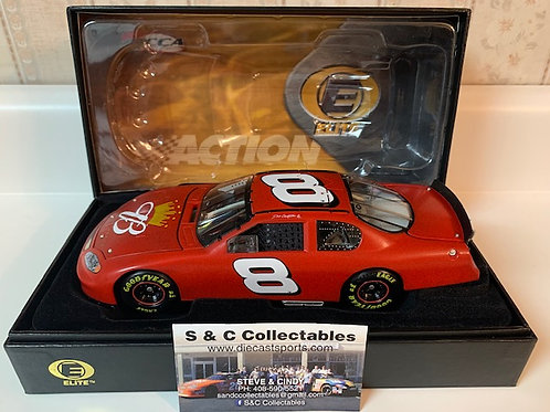 2003 Budweiser Test Car Elite / Dale Earnhardt Jr. 1:24 Elite #2