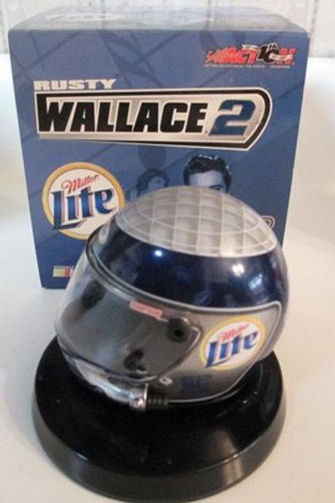 2002 Miller Lite - Elvis 25th Anniversary Helmet / Rusty Wallace