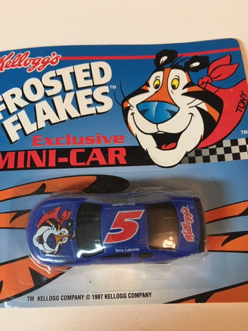1997 Tony the Tiger Frosted Flakes / Terry Labonte 1:64