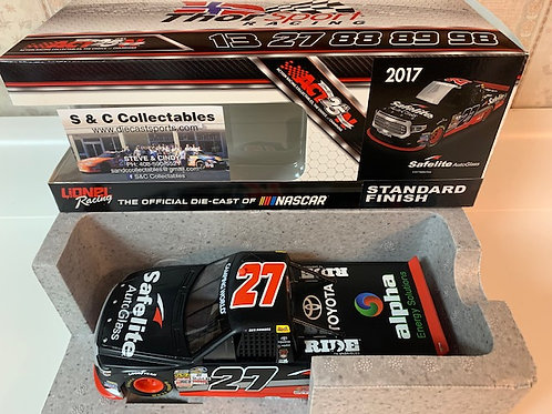 2017 Safelite Autoglass Camping World Truck Series  / Ben Rhodes 1:24  Shelf #2