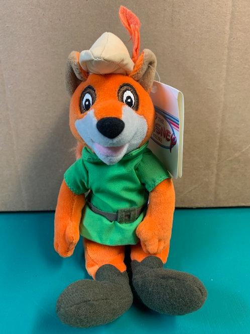 "Disney Beanies Robin Hood 8"""