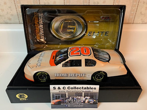 2006 Home Depot Track Tested Elite / Tony Stewart 1:24