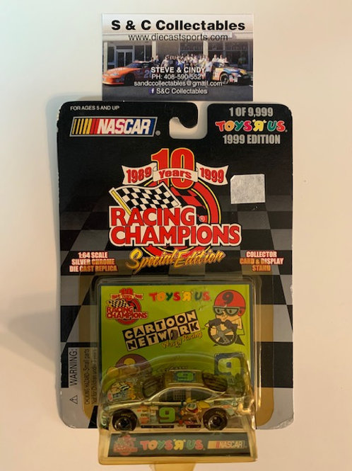 1999 Cartoon Network Wacky Racing / Jerry Nadeau 1:64 Box#40