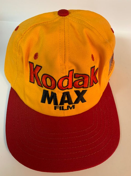 1998 Kodak Max Film Hat  (NEW)/ Ernie Irvan  Hat#5