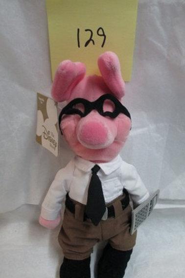 "Nerd Piglet 8"" / Disney Beanies"