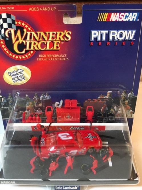 1998 Coca-Cola Pit Row Series / Dale Earnhardt Sr. 1:64  Peg