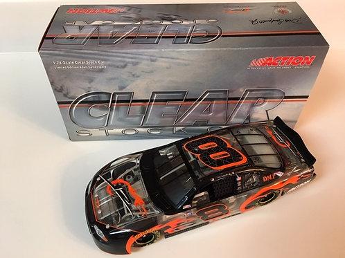 2003 D.M.P. Clear Car / Dale Earnhardt Jr. 1:24 ST #1
