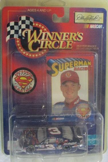 1998 Superman / Dale Earnhardt Jr. 1:64 Box# 41