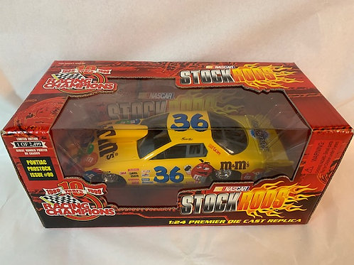1999 M&M's Stock Rods Issue #90  / Ernie Irvan   1:24   Shelf