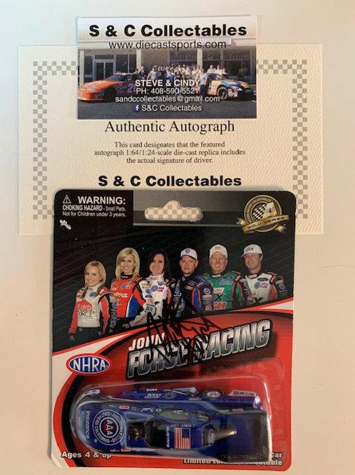2012  Autograph AAA Auto Club Funny Car / Robert Hight 1:64