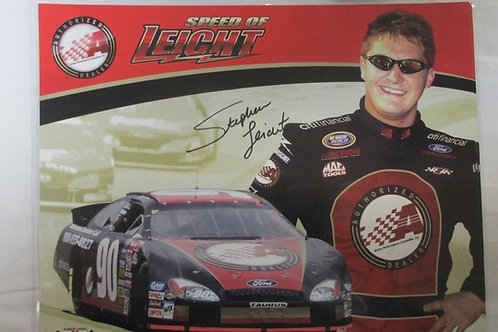 2005 Action Dealer Autographed / Stephen Leight