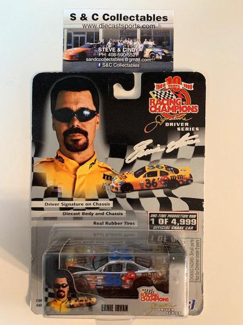 1999 M&M's Official Chase Car / Ernie Irvan 1:64 Box#35