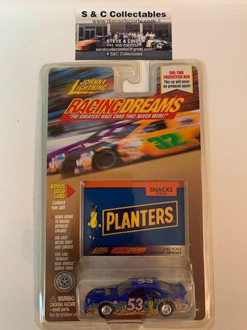 1999  Planters Peanuts  / Johnny Lightning - Hot Wheels 1:64 Box#40