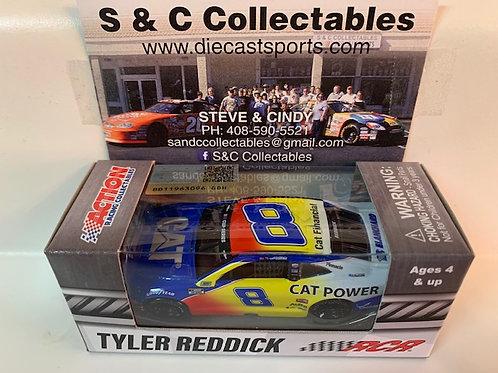 2020 Caterpillar Power Darlington  (Rookie Car)  / Tyler Reddick 1:64