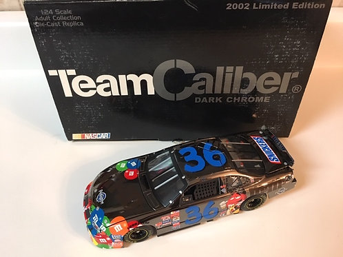 2002 M&M's -Team Caliber Dark Chrome  / Ken Schrader 1:24